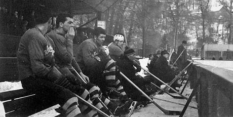 Hokejisté v šedesátých letech
